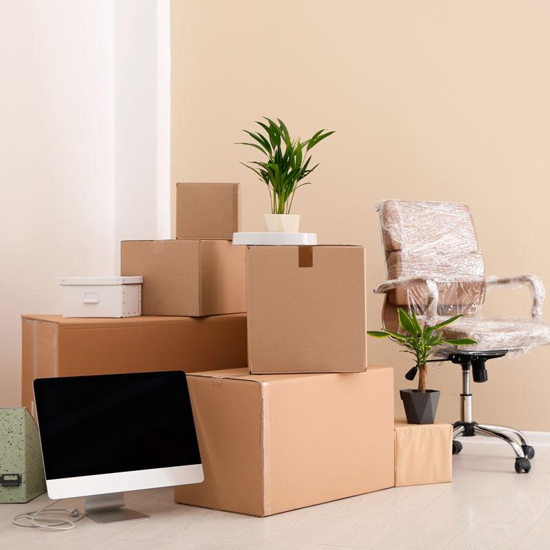 Armazenamento de móveis para empresas e particulares no Algarve